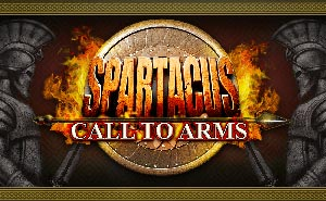 Spartacus Call to Arms online slot